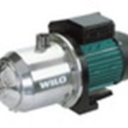 Бытовые насосы и установки Серия Wilo-MultiPress MP - нормальновсасывающие насосы фото