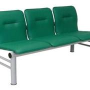 Мягкая мебель для залов ожидания фото