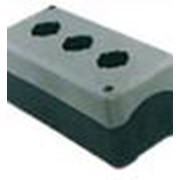 Кнопка 3-ая кор. для 22-25мм IP54 277-2000030 550 фото