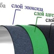 Трубы с 3-х слойным наружным полиэтиленовым покрытием фото