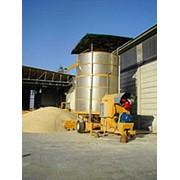 Зерносушилка мобильная Mecmar 34/255 Т фото