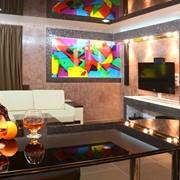 Сауна с домашним кинотеатром и караоке-залом фото