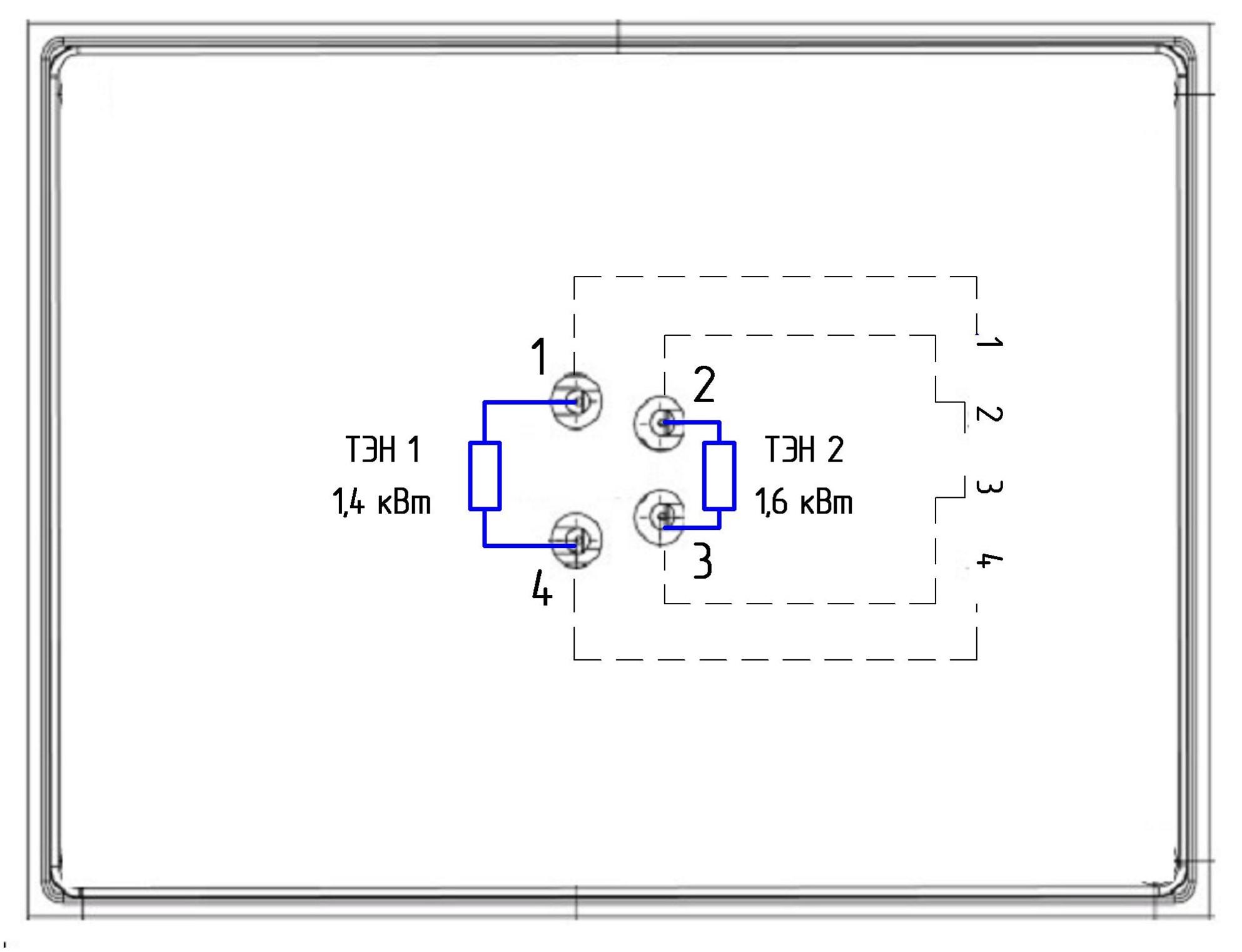 Ремонт настольной электроплиты. Регулировка 23