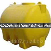 Емкость цилиндрическая горизонтальная на опорах МН5000ФК2