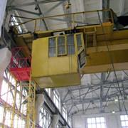 Ремонт и реконструкция мостового крана фото