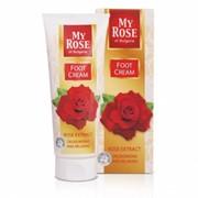 Крем для ног My Rose of Bulgaria, Lavena фото