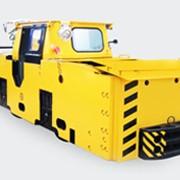 Электровозы шахтные, подъемные машины, трансформаторные подстанции, лебедки, вагонетки фото