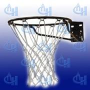 Корзина (кольцо) баскетбольная тренировочная фото