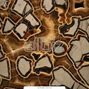 Облицовка мрамором, гранитом, ониксом фото