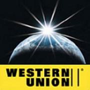 """Денежные переводы """"Western Union"""""""