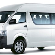 Микроавтобус Toyota Hiace фото