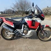 Мотоцикл Honda Africa Twin750-1 фото