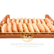 Пластиковые ящики под хлеб фото