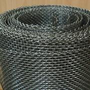 Сетка тканая оцинкованная 8x8x0.7 ГОСТ 3826-82, сталь 3сп5, 10, 20 фото