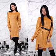8f7e21a46f6 Женское платье в стиле оверсайз в расцветках