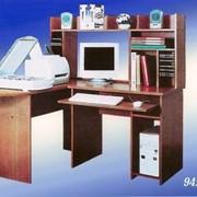 Стол компьютерный СК-1 127*94*131 фото