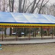 Тентовые конструкции павильоны в Волгограде фото