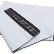 Курьерский пакет 380х400+40кл без/с конвертом для сопр. документации фото