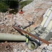 Стеклопластиковые GRP трубы FLOWTECH™ фото