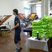 """Печать на футболках (шелкотрафарет) """"Топ Майка"""" фото"""