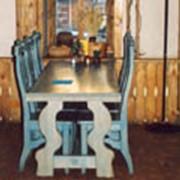 Стол для ресторана фото