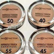 Крем-пудра для лица компактная Max Factor Miracle Touch, Цвет 55 песочный фото