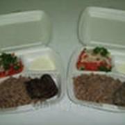 Обеды на заказ фото