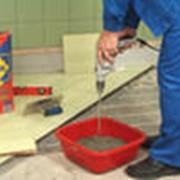 Смеси строительные кладочные термостойкие сухие фото