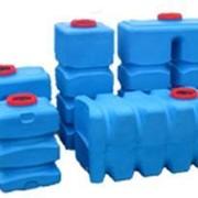 Пластиковые емкости прямоугольные 500 - 1800л. фото