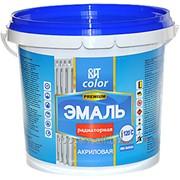 Эмаль для радиаторов 0,9 кг. фото