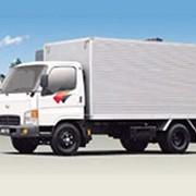 Грузовые фургоны грузоподъемностью 2-5 тн фото