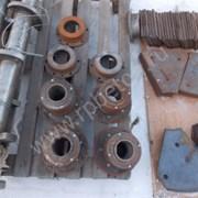 Узлы герметизации валов бетоносмесителя фото