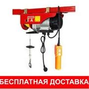 Таль ручная, электрическая г/п 0,5-15т, h до 36м фото