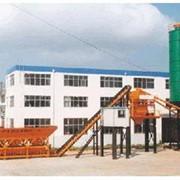 Заводы бетонные HZS60 фото