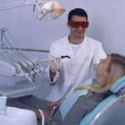 Армирование зуба штифтом фото