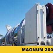 Асфальтобетонный завод Magnum 200 фото