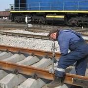 Ремонт дорог и рельсовых путей, реконструкция, проектирование ремонт железнодорожных путей фото