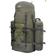 Рюкзак водонепроницаемый гиппопотам 140 серый/зеленый код товара: 00039507 фото