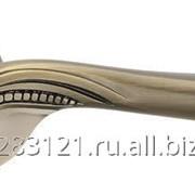 Ручка раздельная Arfa TL SN/CP-3 матовый никель, хром Код: 33489 фото