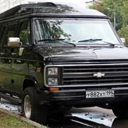 Стекло переднее автомобильное для ШЕВРОЛЕ ШЕВИ ВАН 30 с полосой фото