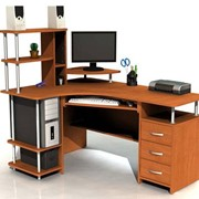 Изготовление компьютерного стола фото