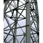 Металлоконструкции и опоры ЛЭП фото