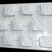 Пластиковые формы для изготовления тротуарной плитки фото