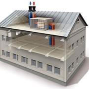 Кондиционирование и вентиляция жилых, офисных и промышленных объектов фото