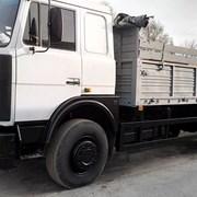 Аренда длинномера МАЗ-533603-220 - 6 метров фото