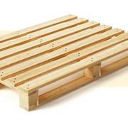 ПроиЗводство деревянных поддонов облегченных фото