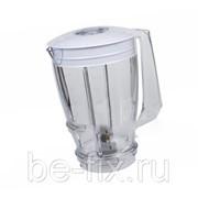 Чаша (емкость) блендера для кухонного комбайна Vitek 1500ml VT-1603 W 004282. Оригинал фото