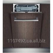 Узкая встраиваемая посудомоечная машина Siemens SR76T095EU фото