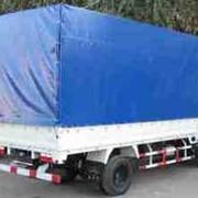Тенты автомобильные пологи для грузовых автомобилей и прицепов в Волгограде фото