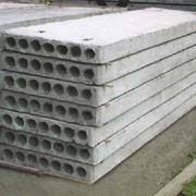 Плита бетонная 40-12-8А фото